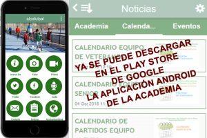 use nuestra app android con su movil